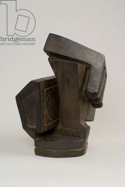 Cubist Composition II, c.1927 (bronze)