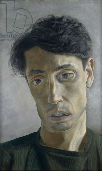 John Minton, 1952 (oil on canvas)
