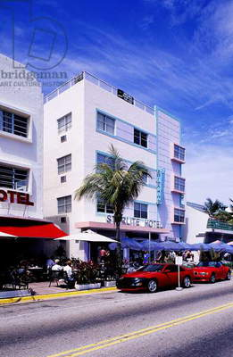 Miami Beach Art Deco: Topographic Views, c.2003 (photo)