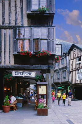 France: Creative Photography, Dinan, c.1997 (photo)