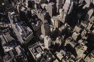 New York: Mid-Town Manhattan, Topographic Views, 2001 (photo)
