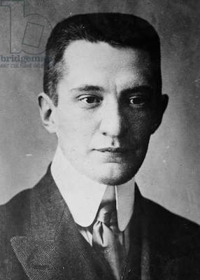 Alexander Kerensky (1881 - 1970)Russian politician. Prime Minister of the Russian Provisional Government until the October Revolution in 1917