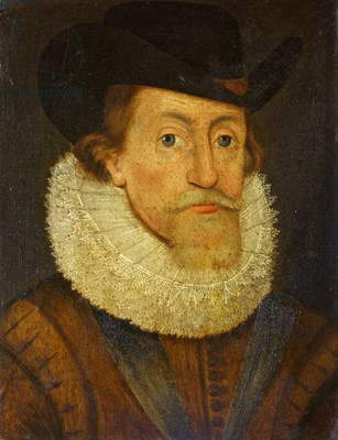 King James I (James VI of Scotland) (1566–1625)