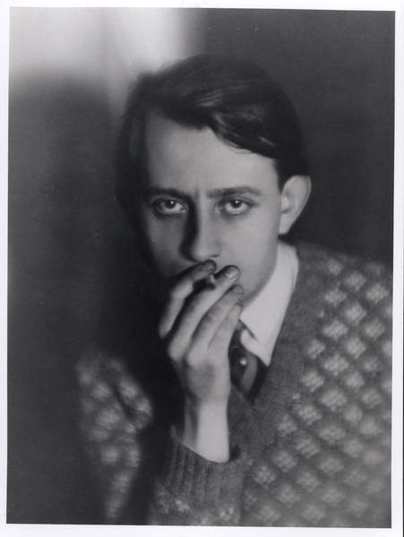 Image of André Malraux (1901-76) c.1928 (b/w photo), French Photographer, (20th century) / French, Bibliothèque Littéraire Jacques Doucet, Paris, France, © Archives Charmet / Bridgeman Images