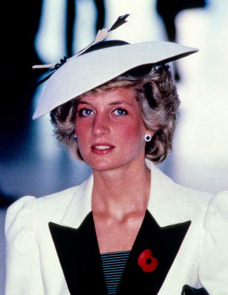 Image of Princess Diana and Prince Charles at the National Gallery of Art, © Picture Alliance / Bridgeman Images
