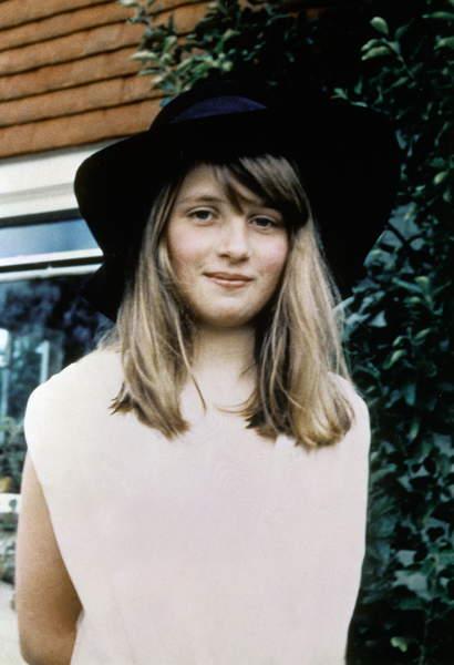 Image of Diana Spencer, future princess of Wales (1961-1997), c. 1975 / ©  Bridgeman Images