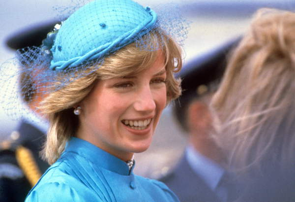 Image of Diana, Princess of Wales, Princess of Wales Diana in Australia, April 1983 / © Bridgeman Images