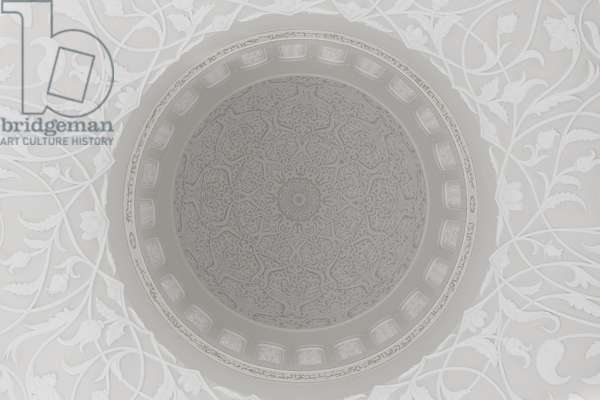 Sheikh Zayed Grand Mosque ceiling#1