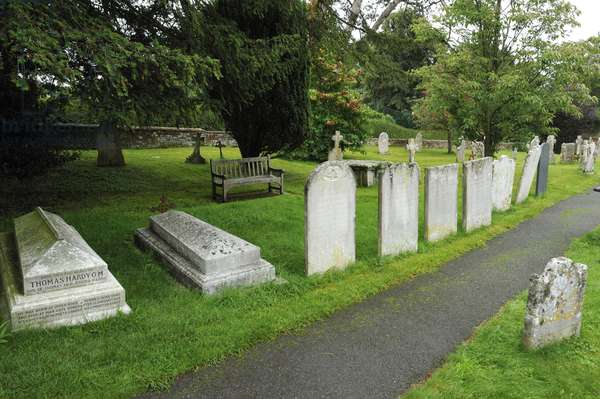 Thomas Hardy family graves