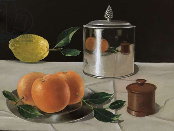 REFLECTED ORANGES