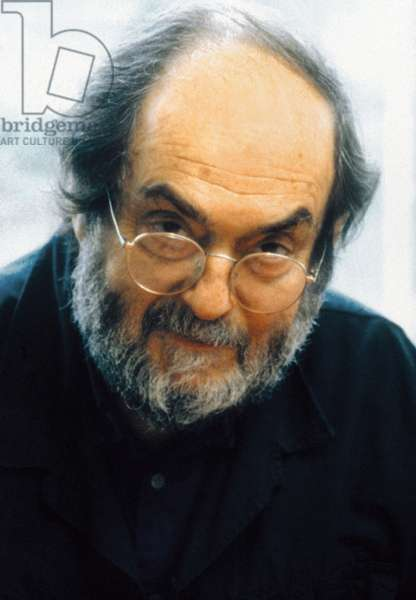 Stanley Kubrick sur le plateau du film EYES WIDE SHUT 1999 - Stanley Kubrick on the set of EYES WIDE SHUT 1999
