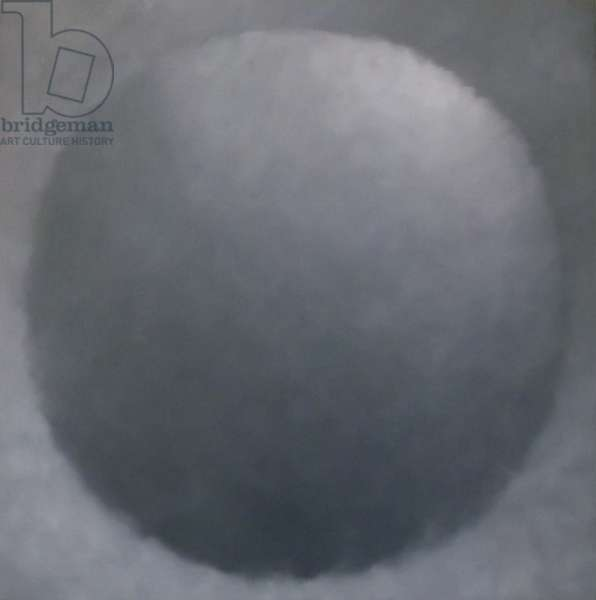 Silver Orb, 2011 (oil on canvas) Orb