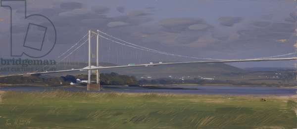 The Old Severn Bridge, December