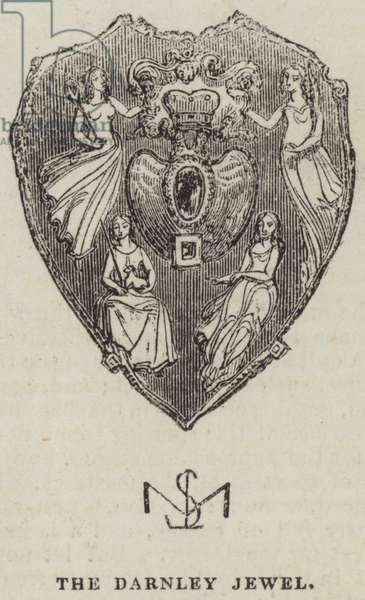 The Darnley Jewel (engraving)
