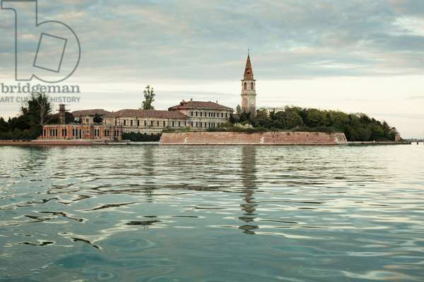 Poveglia Island, Venice, Italy, 2016 (photo)
