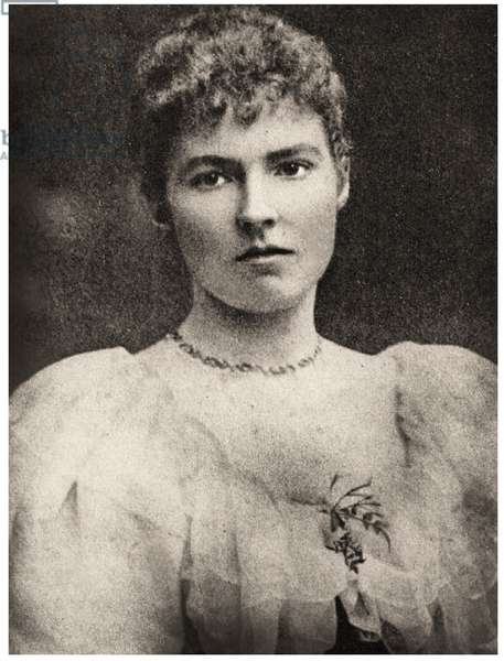 Portrait of Gertrude Bell (1868-1926), 1907(photo)
