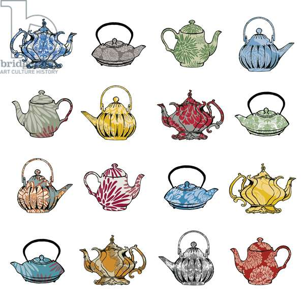 Anyone for tea? 2012 (digital)
