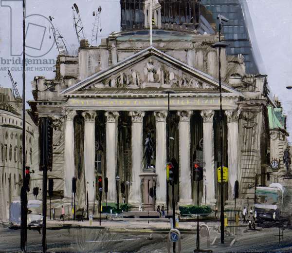 The Royal Exchange, May