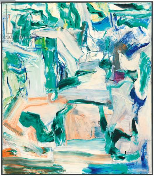 Untitled I, 1980 (oil on canvas)