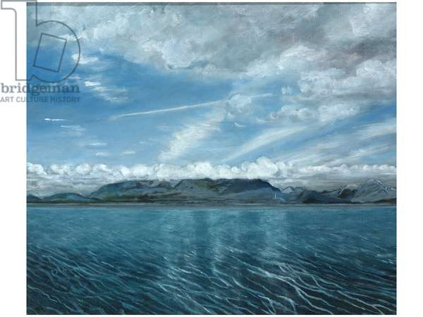 Hebridean Isle,2000 (oil on canvas)