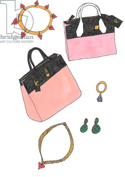 2 bags & Accessories