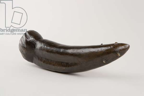 Disagreeable Object, 1931 (bronze)