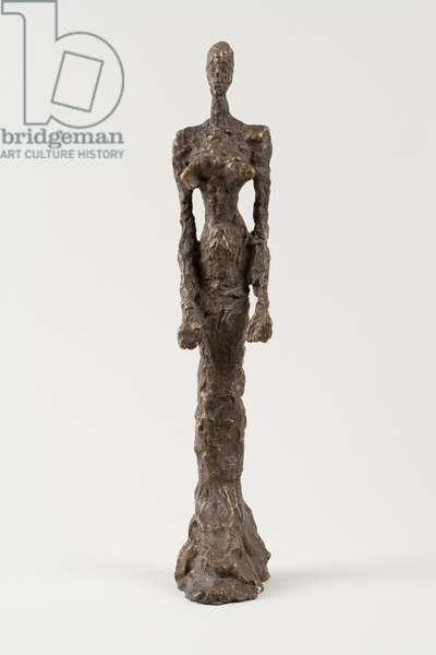 Standing Woman, 1956 (bronze)
