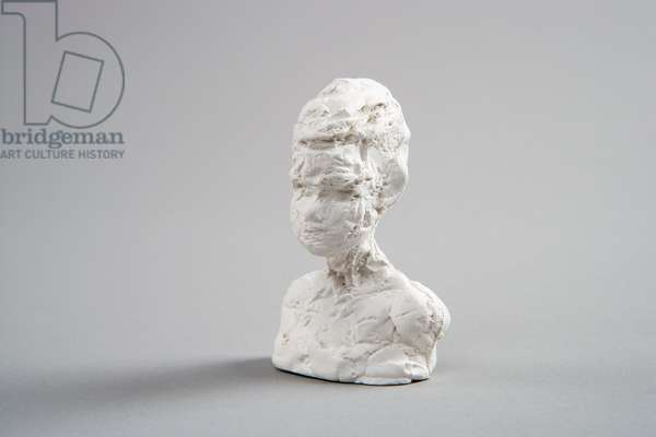 Small Bust of Silvio, c.1944-45 (plaster) (see also 861051)
