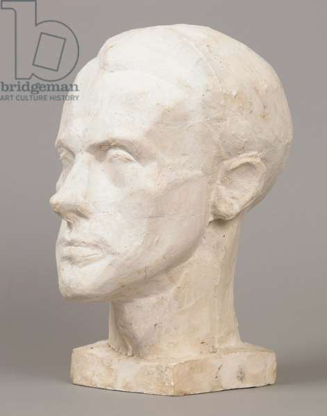 [Head of Diego], c.1934 (plaster)