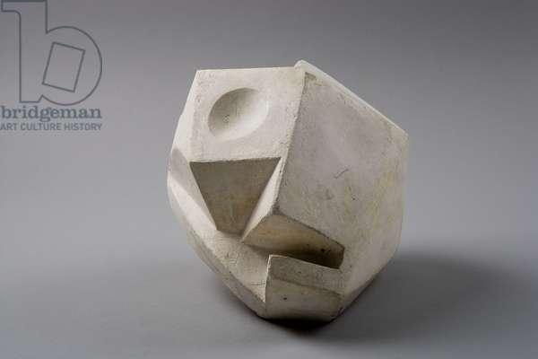 Head-skull, 1934 (plaster) (see also 861064)