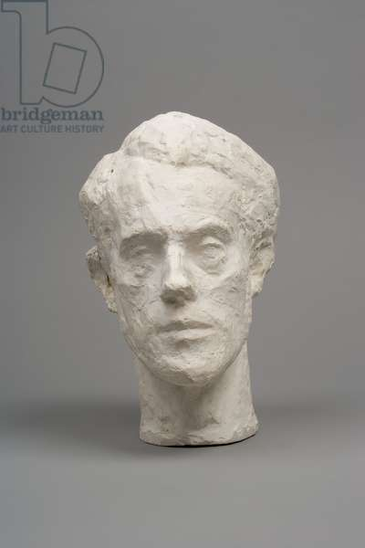 [Head of Diego], c.1936 (plaster)