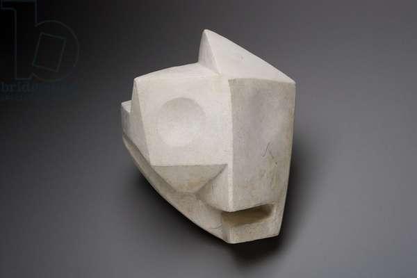 Head-skull, 1934 (plaster) (see also 861063)