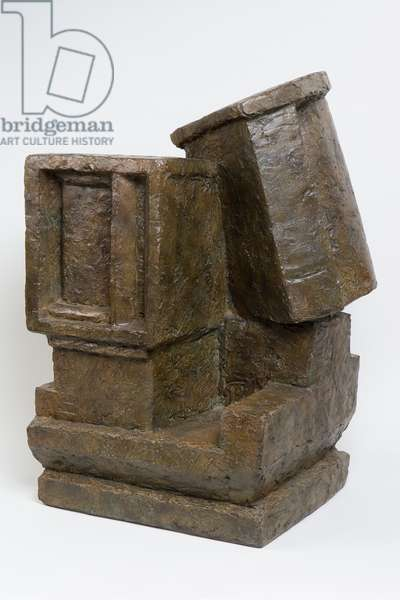 Cubist Composition I, c.1926-27 (bronze)