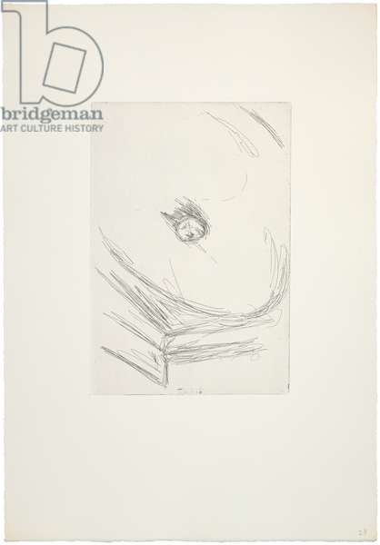The Ceiling II, 1958-60 (etching)