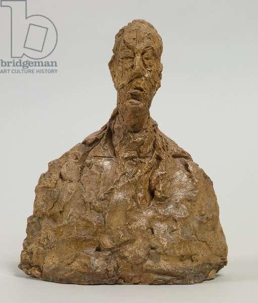 Bust of Fraenkel I, 1960 (plaster)