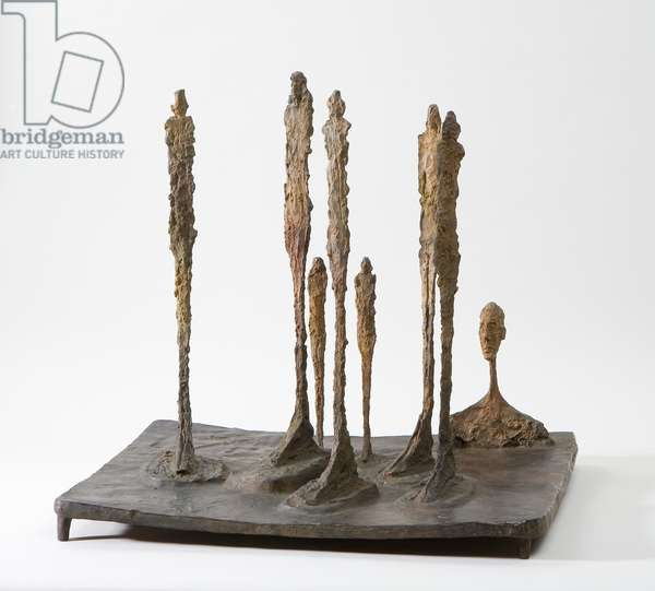 The Forest, 1950 (bronze)