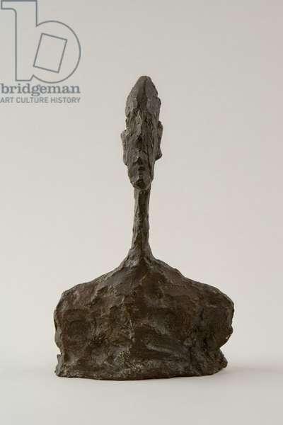 [Small Bust], 1950 (bronze)