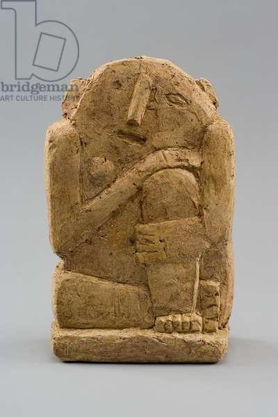Crouching Figure, c.1926 (plaster)