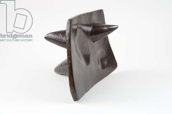 Object to be Thrown Away, 1931 (bronze)