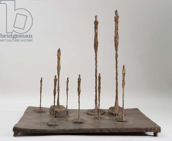 The Glade, 1950 (bronze)