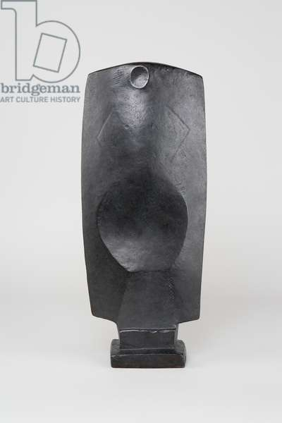 Woman (Flat II), c.1928-29 (bronze)