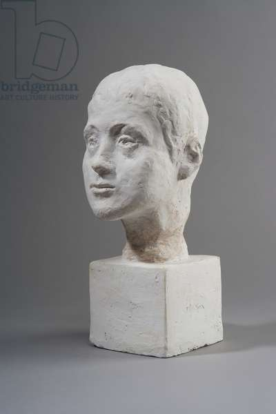 Diego, c.1914-5 (plaster)