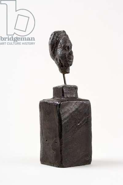 Simone de Beauvoir, 1946 (bronze)