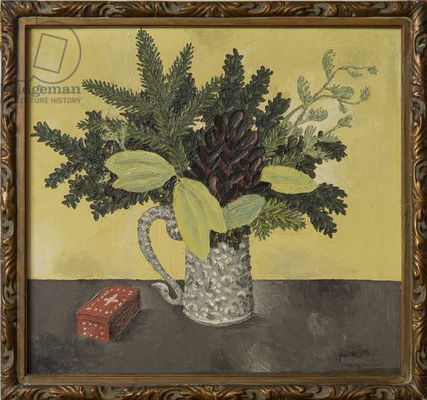 Still-Life, c.1930 (oil on canvas)