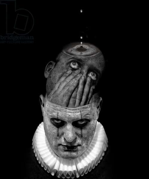 A clowns death (serie)