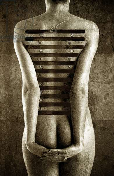 body, 2013  (Photo manipulation)