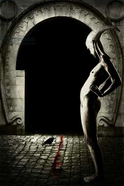 Bloody Monday, 2012  (Photo manipulation)