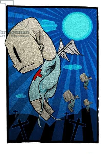 zombies,2012,(illustration)