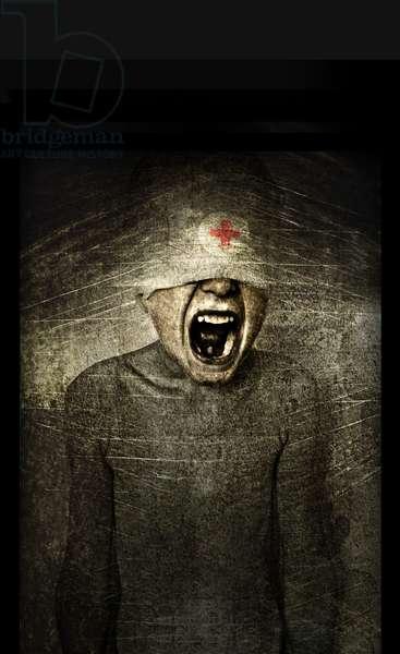 Hurt, 2013  (Photo manipulation)