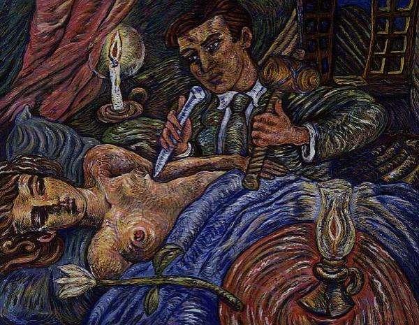 The Sculptor's Nightmare, 1984